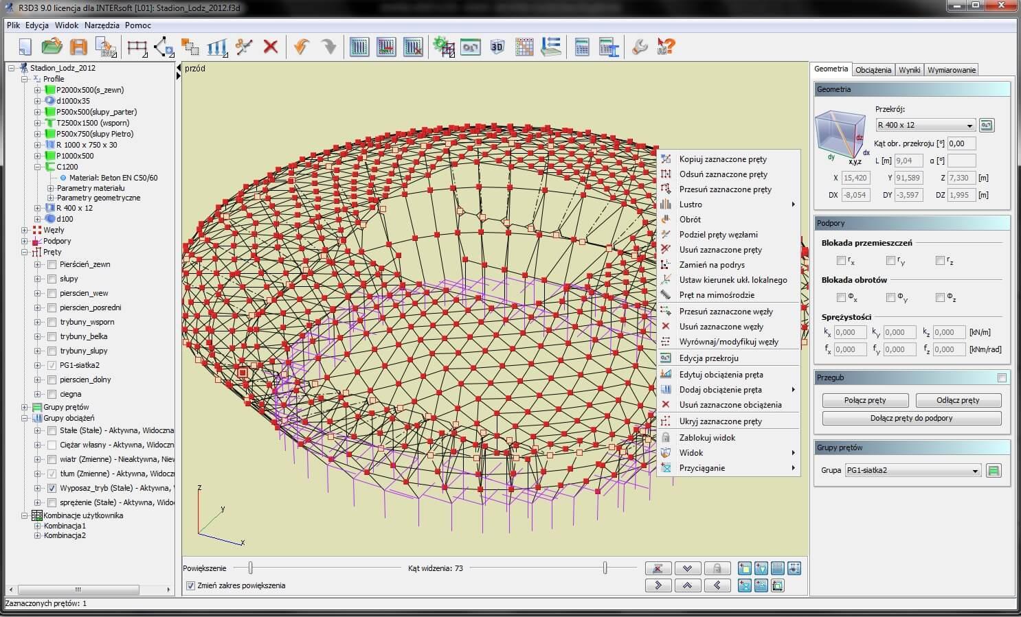 Program R3D3-Rama 3D 11