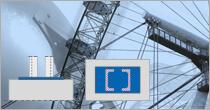 Program EuroZłącza: ZAKOTWIENIE SŁUPA DWUGAŁĘZIOWEGO + DXF