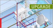 Program Upgrade z ArCADia-INSTALACJE WODOCIĄGOWE do ArCADia-INSTALACJE WODOCIĄGOWE 2