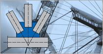 Program EuroZłącza KRATOWE Z BLACHĄ WĘZŁOWĄ + DXF