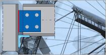 Program EuroZłącza SŁUP–BELKA + DXF