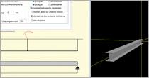Program Konstruktor - Belka stalowa