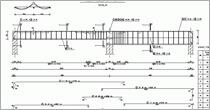 Program Konstruktor - Rysunki DXF - Belka żelbetowa