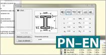 Program Konstruktor - Belka żelbetowa Eurokod PN-EN