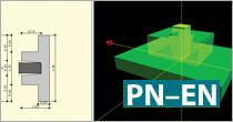 Program Konstruktor - Fundamenty bezpośrednie Eurokod PN-EN
