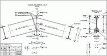Program Konstruktor - Rysunki DXF - Połączenia doczołowe