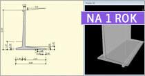 Program Konstruktor - Ściana oporowa - licencja roczna
