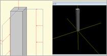 Program Konstruktor - Słup żelbetowy