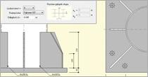 Program Konstruktor - Zakotwienia słupów stalowych