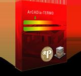 ArCADia-TERMO LT 5.3 Wersja Prezentacyjna program CAD dla budownictwa