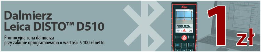 Dalmierz Bosch za 1zł przy zakupie oprogramowania