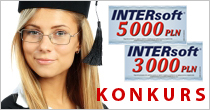 KONKURS INTERsoft NA NAJLEPSZ� PRAC� MAGISTERSK�