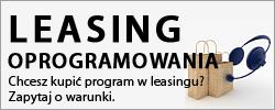 Zapytaj o warunki leasingu oprogramowania